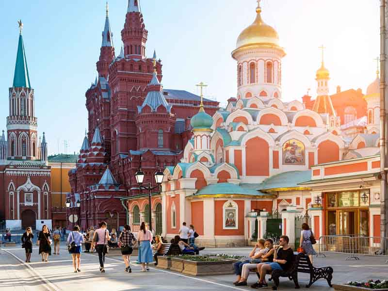 MOSCOW - RUSSIA | Smart Fmaily Vacations