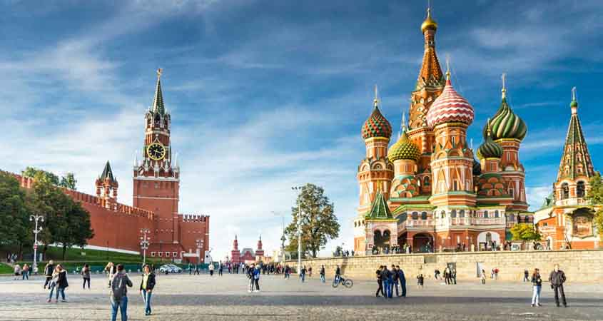 RUSSIA | Smart Family vacations