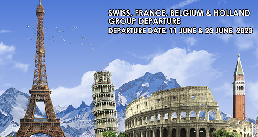Swiss, France, Belgium & Holland | Smart Family vacations